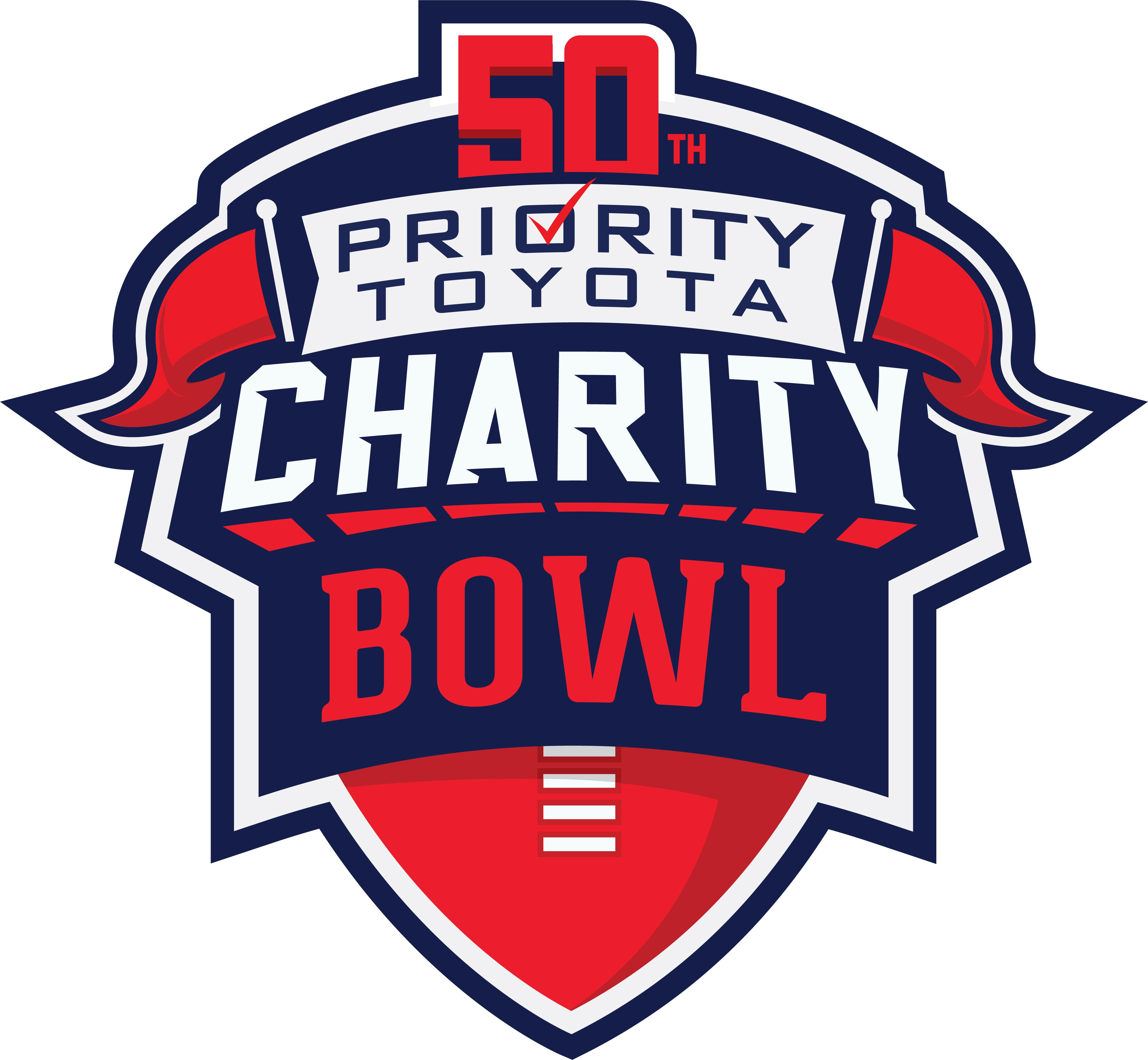 50th Priority Toyota Charity Bowl