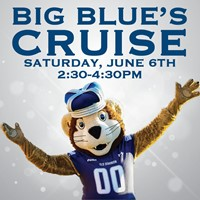 BIG BLUE'S CRUISE